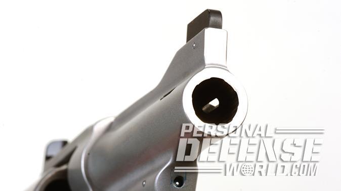 cylinder slide smith wesson model 629 mountain gun barrel