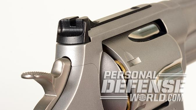629 Mountain Gun Review: Cylinder & Slide Modifies a S&W Classic