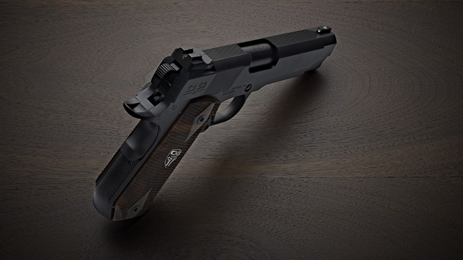 Cabot Gentleman's Carry cabot icon 1911 rear angle
