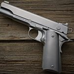 Cabot Icon 1911 pistol left profile