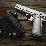 Cabot Icon 1911 pistol holster