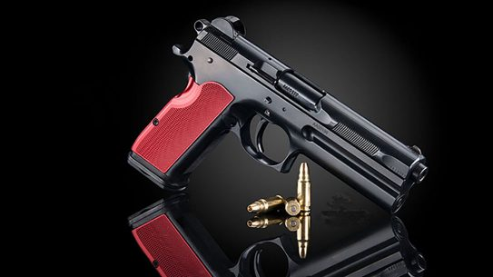 FK Brno 7.5 Field Pistol