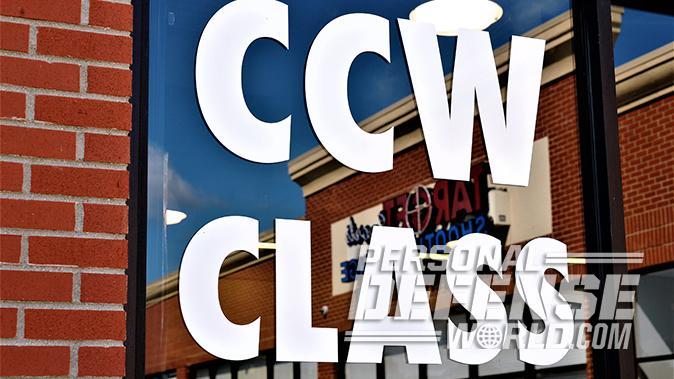 first gun ccw class