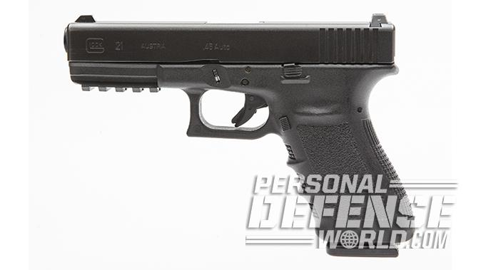 45 ACP Pistol Battle: Springfield XD Mod 2 Tactical vs Glock