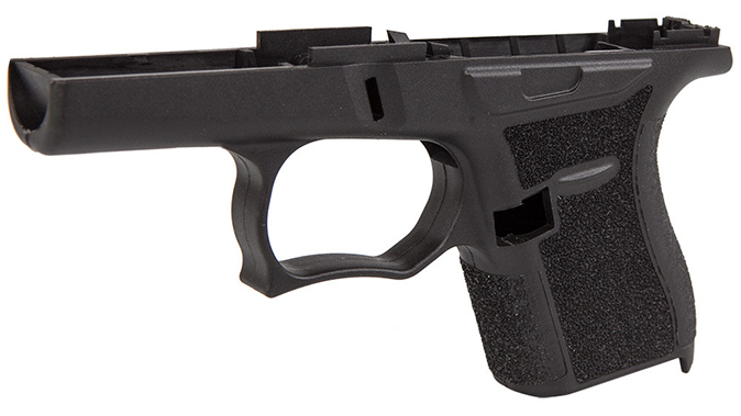 GlockStore SS80 frame left angle