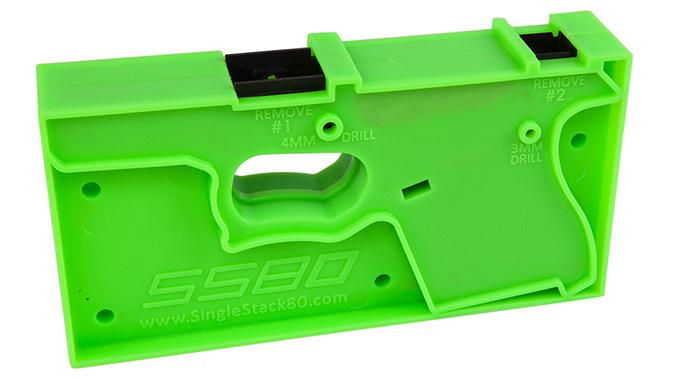 GlockStore SS80 frame jig