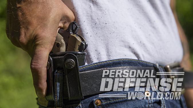 Gun Review: The Kimber Micro 9 Desert Tan (LG)