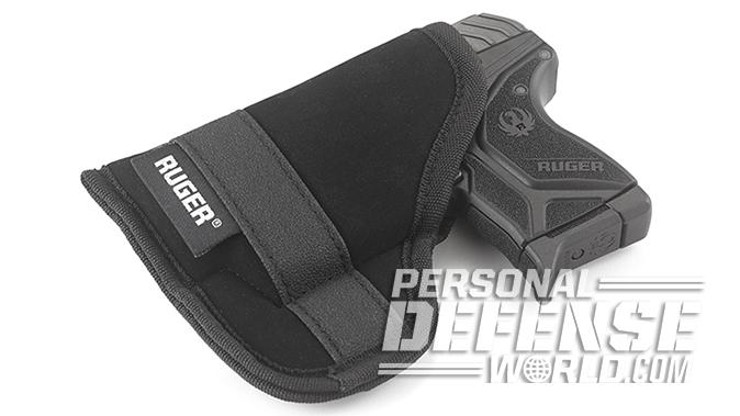Ruger LCP II pistol holster lcrx