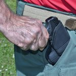 Ruger LCP II pistol pocket holster lcrx
