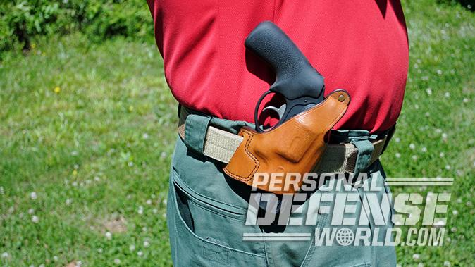 Ruger LCRx revolver holster lcp ii