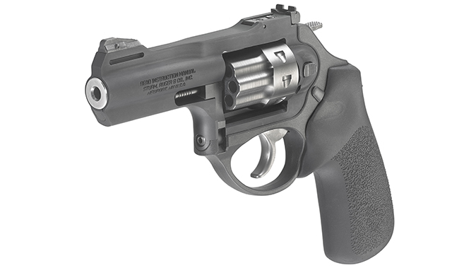 Ruger LCRx revolver left angle lcp ii