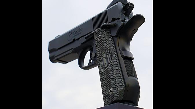carolina arms group Privateer Carry Commander pistol grip