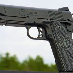 carolina arms group Privateer Carry Commander pistol left profile new angle