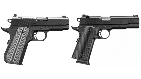 remington 1911 r1 ultralight executive pistol