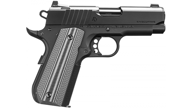 Remington 1911 R1 Ultralight Executive pistol right profile
