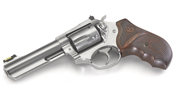 Ruger SP101 Match Champion 357 magnum revolver