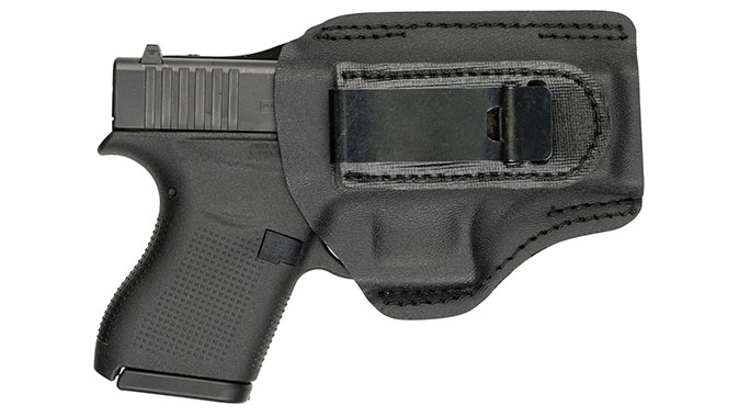 Safariland Model 17 holster right profile