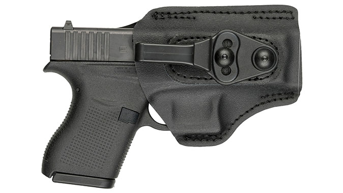 Safariland Model 17 Model 17T holster right profile