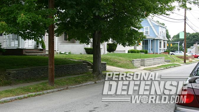 situational awareness street concealment and cover