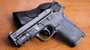 Smith & Wesson m&p380 shield ez pistol