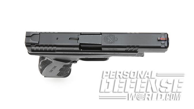 45 ACP Pistol Battle: Springfield XD Mod 2 Tactical vs Glock