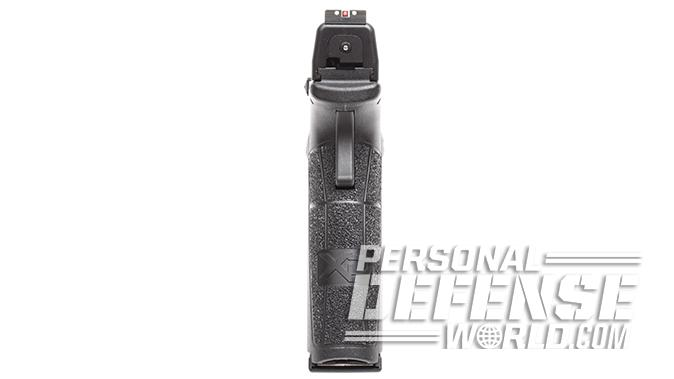 Glock 21SF springfield xd mod2 pistol rear sight