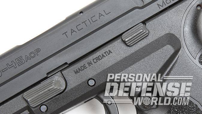 Glock 21SF springfield xd mod2 pistol safety