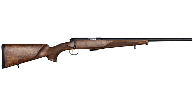 Steyr Zephyr II rifle right profile