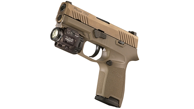 Streamlight TLR-8 light laser on sig p320