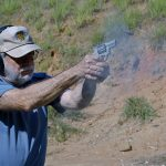 Taurus Model 605 357 magnum revolver test