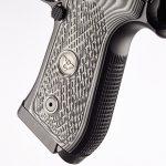 Wilson/Beretta 92G Centurion Tactical pistol grip