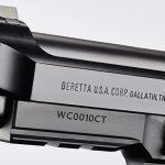 Wilson/Beretta 92G Centurion Tactical pistol barrel