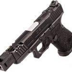 zev pro compensator pistol front angle