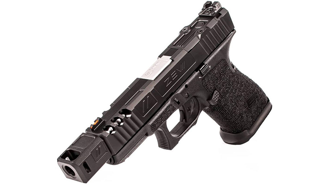 New: The Zev Pro Compensator for 9mm Glock Pistols