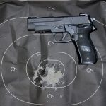 Double-Action guns Sig Sauer P226R pistol