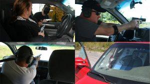 carjacking tips and tactics