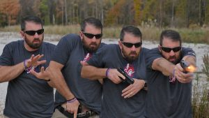 Concealed Carry First Hits lead
