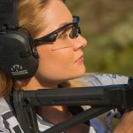 Corinne Mosher firearms training shooting stock