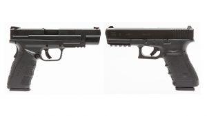 glock 21sf springfield xd mod2 tactical pistols
