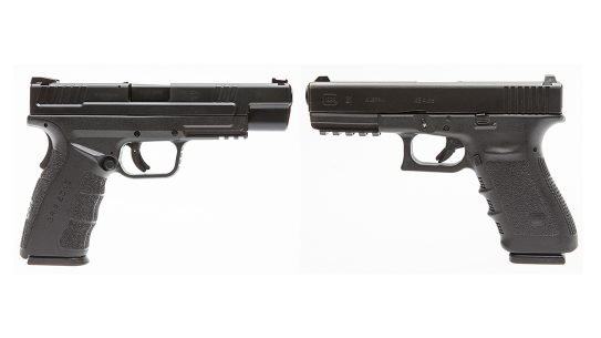 glock 21sf springfield xd mod2 tactical pistols