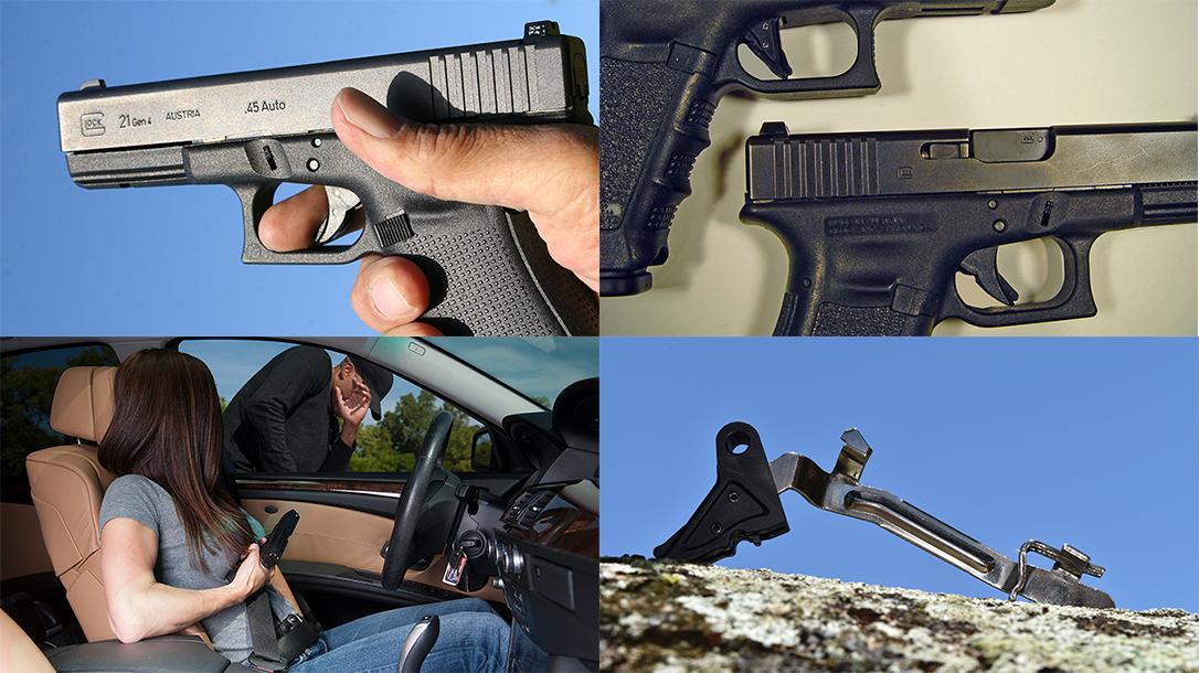 massad ayoob hair trigger gun