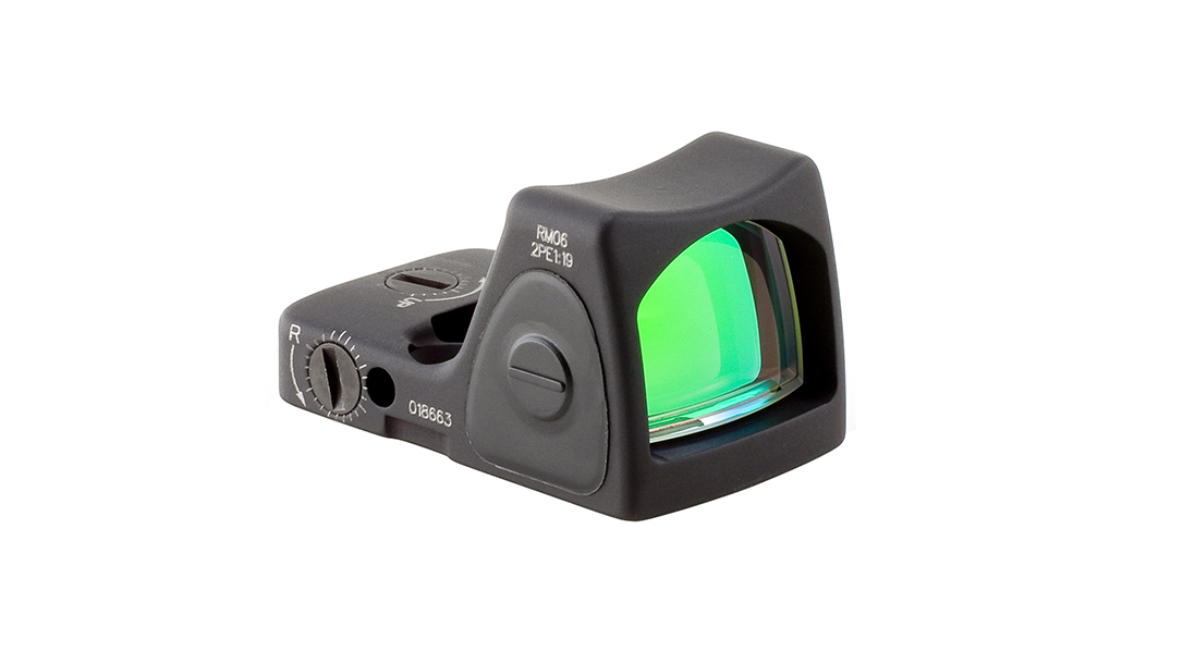 Trijicon RMR Type 2 handgun optics reup