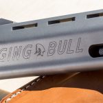 Taurus Raging Bull Revolver Athlon Outdoors Rendezvous logo