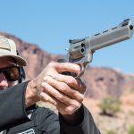 Taurus Raging Bull Revolver Athlon Outdoors Rendezvous range