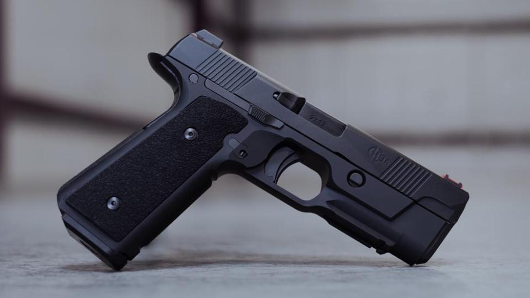 SHOT Show 2018 Hudson Manufacturing H9A Pistol