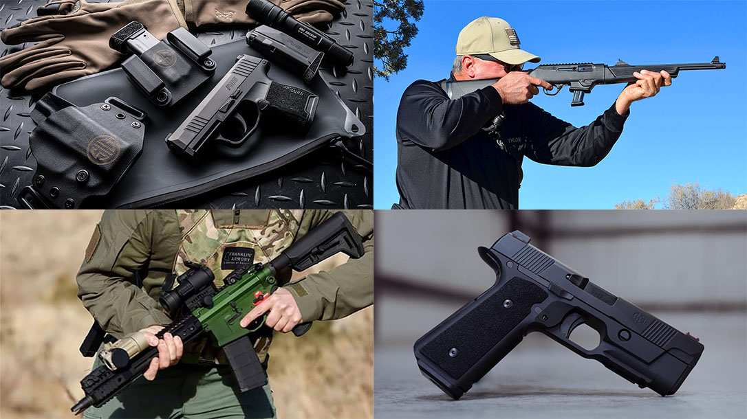 SHOT Show 2018 Personal Defense World lead