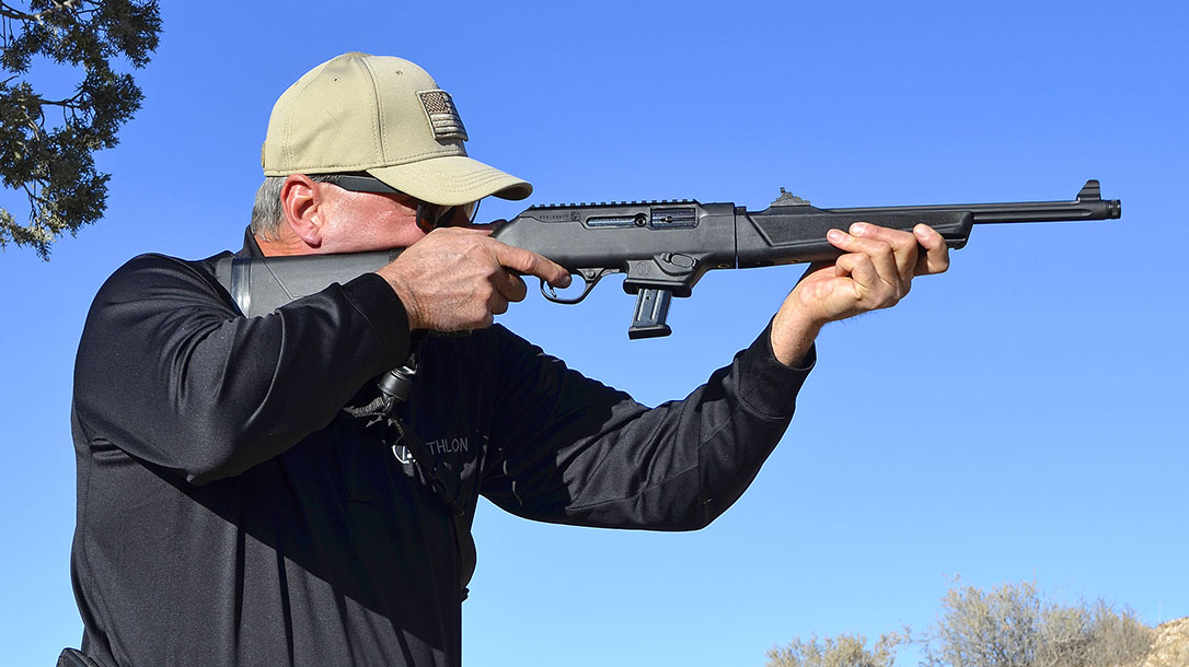 SHOT Show 2018 Ruger PC Carbine