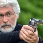 asg dan wesson revolver shooting
