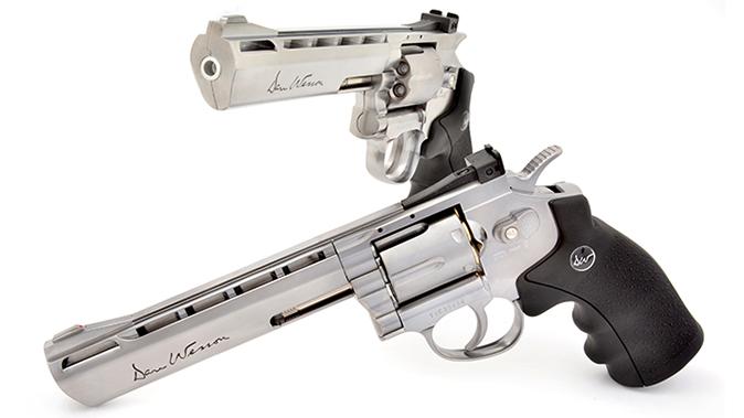 asg dan wesson revolver comparison