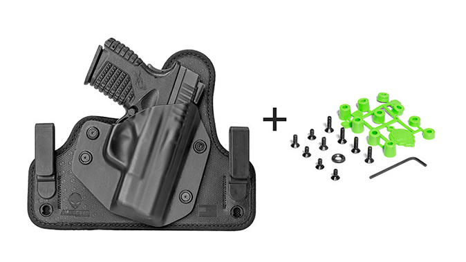 Alien Gear Cloak Tuck 3.5 holster screws